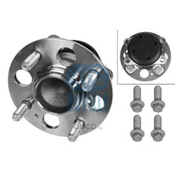 Комплект подшипника ступицы колеса (Ruville) 8986