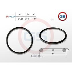 Резиновое кольцо 34.65*1.68 (GS) SR02030