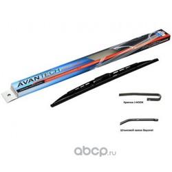 Щетка стеклоочистителя avantech aerodynamic 650мм ( 26'' )