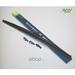 Зимняя щетка стеклоочистителя 650мм/26 (AYWIparts) AW2030065