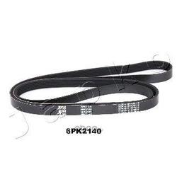 Поликлиновой ремень (JAPKO) 6PK2140