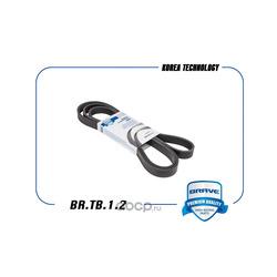 Ремень поликлиновый (BRAVE) BRTB12
