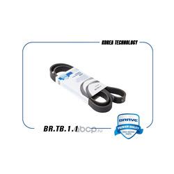 Ремень поликлиновый (BRAVE) BRTB11