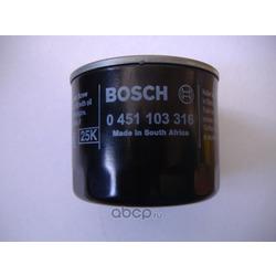 Масляный фильтр (BOSCH) 451103316