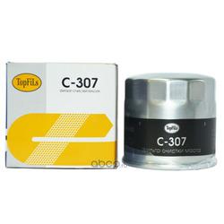 Фильтр масляный (TopFils) C307