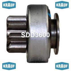 Бендикс стартера (Krauf) SDD3600