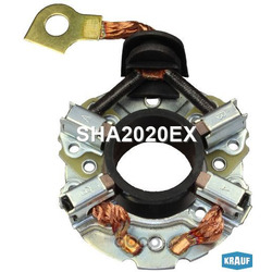 Щёткодержатель стартера (Krauf) SHA2020EX