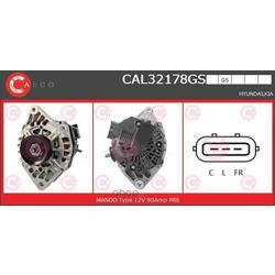 Генератор (CASCO) CAL32178GS