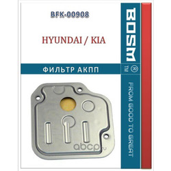 Фильтр акпп (BOSM) BFK00908