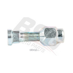 Гайка+шпилька колеса (BSG) BSG40230004