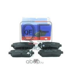 Колодки задние, с механическим датчиком (QUATTRO FRENI) QF81802