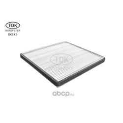 Фильтр салонный для (TDK) DK142