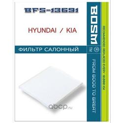 Фильтр салона (BOSM) BFS13691