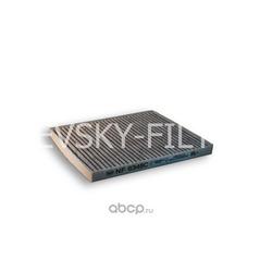 Фильтр салонный (NEVSKY FILTER) NF6348C