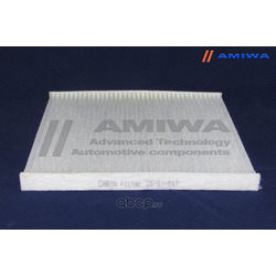 Фильтр салонный (AMIWA) 2001047