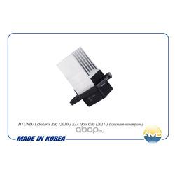 Резистор отопителя салона (AMD) AMDEL663