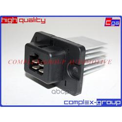 Резистор отопителя (CGA) 11RES616RA