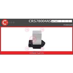 Сопротивление, вентилятор салона (CASCO) CRS78004AS