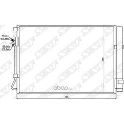 Радиатор кондиционера (SAT) STHNS13940