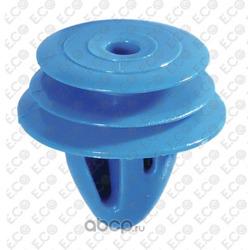 Пистон замок кнопочный цвет синий панели дверей (E.Co) 55173T