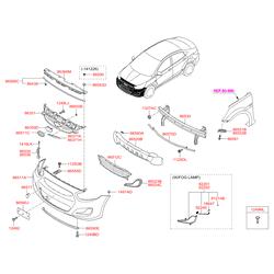 Провода электрические (Hyundai-KIA) 922161R000