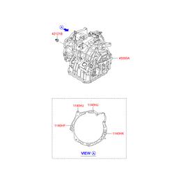 Акпп (Hyundai-KIA) 4500023600
