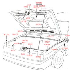 Деталь (Hyundai-KIA) 8173831100