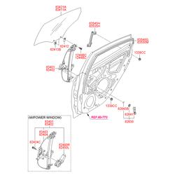 Деталь (Hyundai-KIA) 834021R010
