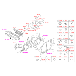 Деталь (Hyundai-KIA) 8418437000