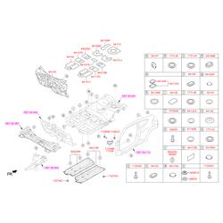 Деталь (Hyundai-KIA) 841912B010