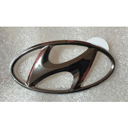 "Эмблема декоративная пластиковая ""h"" (Hyundai-KIA) 863000U000"