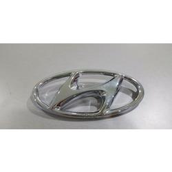 Эмблема решетки радиатора (Hyundai-KIA) 863594L500