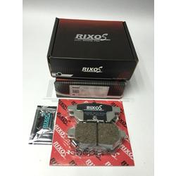 Колодка тормозная / дисковая / задняя (RIXOS) MD2254MS
