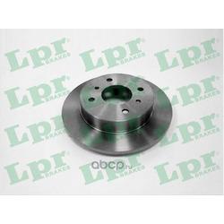 Тормозной диск (Lpr) N2553P