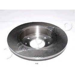 Диск тормозной задний (JAPKO) 61015