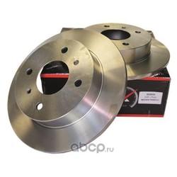 Тормозной диск (KORTEX) KD0026