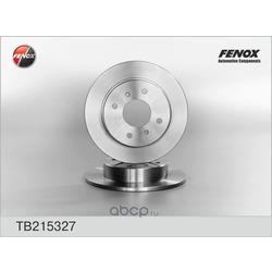 Диск тормозной (Fenox) TB215327