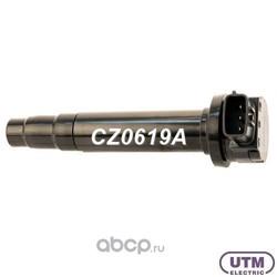 Катушка зажигания (Utm) CZ0619A