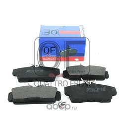 Колодки тормозные / передние / правые (QUATTRO FRENI) QF62900