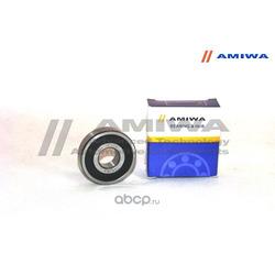 Подшипник шариковый (17x47x14) (AMIWA) 0614154