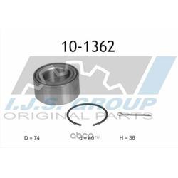 Комплект подшипника ступицы колеса (IJS) 101362