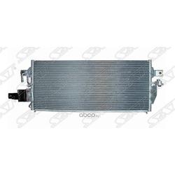 Радиатор кондиционера (SAT) STDT073940