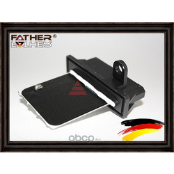 Резистор отопителя (FATHER) F875R60