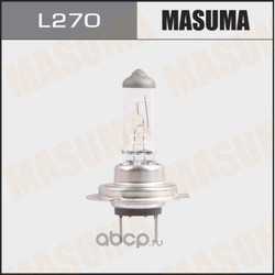 Лампа галогенная h7 12v 55w (MASUMA) L270
