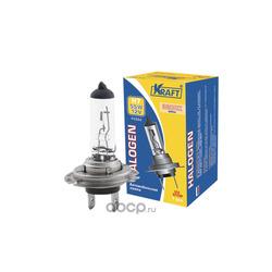 Лампа галогеновая h7 55w px26d (Kraft) KT700014