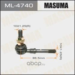 Стойка (линк) стабилизатора (MASUMA) ML4740