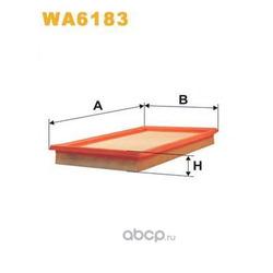 Воздушный фильтр (WIX FILTERS) WA6183