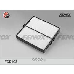 Салонный фильтр (Fenox) FCS108