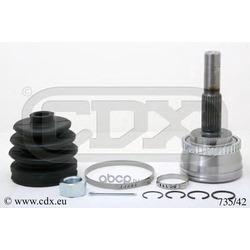 Шарнирный комплект, приводной вал (CDX) 73542