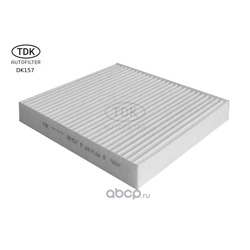 Фильтр, воздух во внутренном пространстве (TDK) DK157